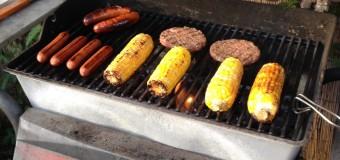 日曜日の夕食は照り焼きバーガー