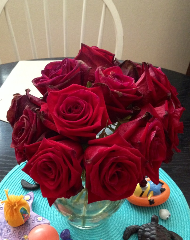 Reiki活用方法 切り花にも使えるよ