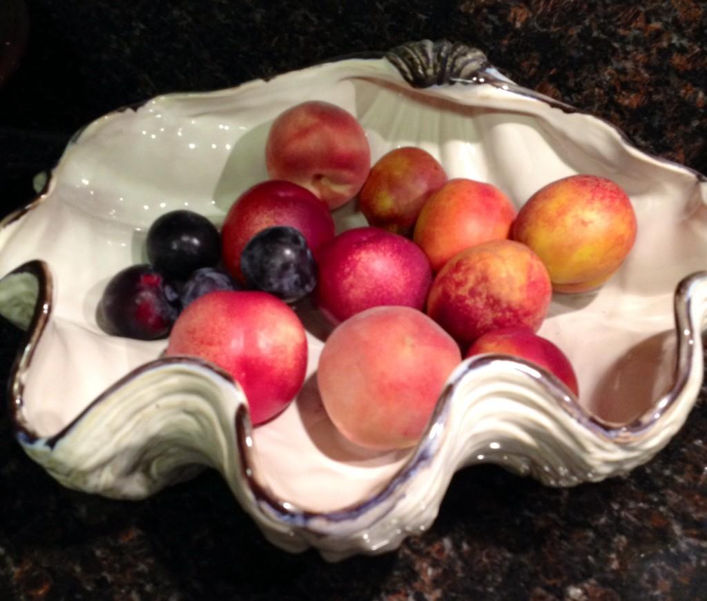 フルーツをたくさん食べるライフスタイル