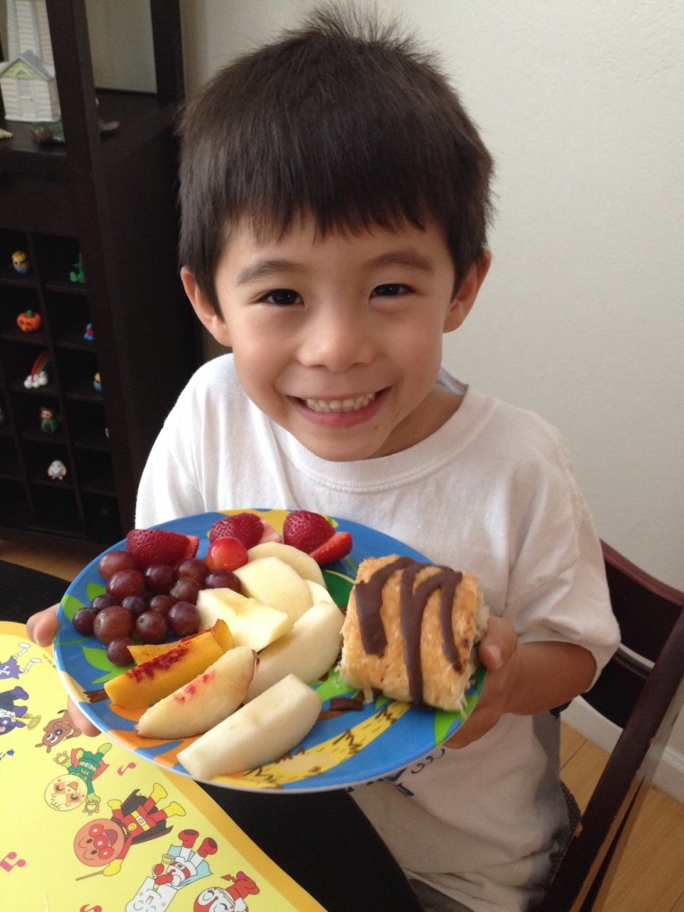 たくさんのフルーツをたくさん食べるライフスタイル