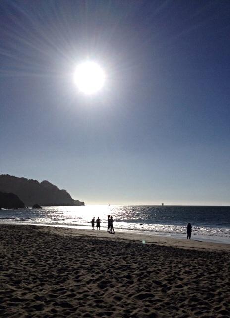 サンフランシスコのビーチ