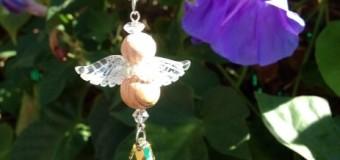 森からやってきた天使のサンキャッチャー