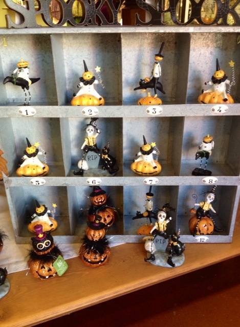 ハロウィンの飾りコレクション