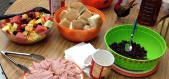 感謝祭学校イベント