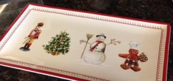 お気に入りのクリスマス食器