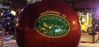 クリスマス イン ザ パーク