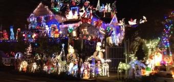 キラキラ輝いていたクリスマス