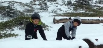 冬のシャスタ山での楽しみ方