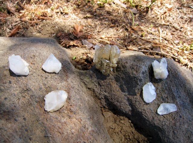 ケルトの石の精霊セット