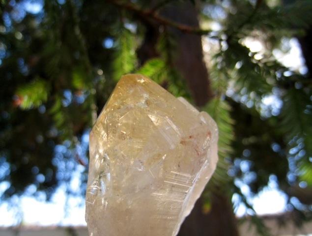 シトリン原石