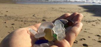 カルフォルニアの海岸沿いのエネルギー