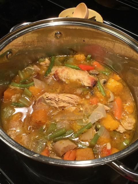 ターキースープ