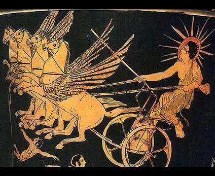 ローマ太陽神アポロ