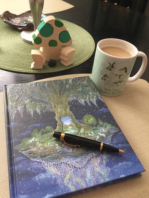 朝の紅茶タイム