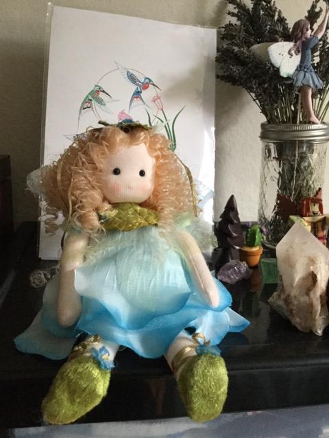 妖精のオルゴール