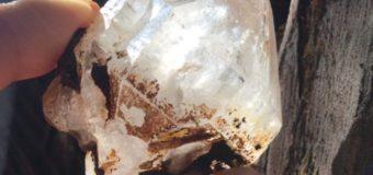 ダイヤモンドエレスチャルのアトラスマウンテンクリスタル