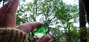 樹木達と同じ目的を持って地球上に存在しているクリスタル達